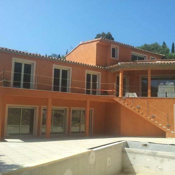 Plancher Grande villa dans le Var