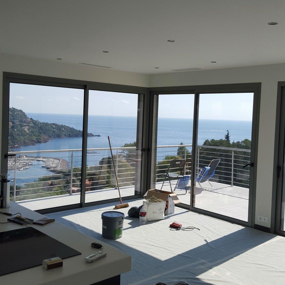 installation d 39 un gainable climatisation r versible. Black Bedroom Furniture Sets. Home Design Ideas